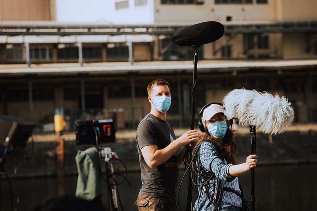 Kein Geld, aber Leidenschaft: Filmemacher Adrian Schwartz aus Offenburg