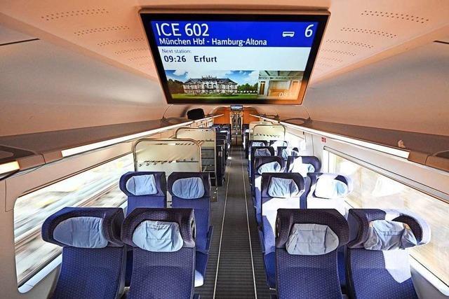Wieder deutlich weniger Reisende im Fernverkehr der Deutschen Bahn