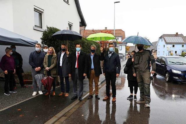 Anwohner in Lahr-Kippenheimweiler wollen die neue Kreisstraße