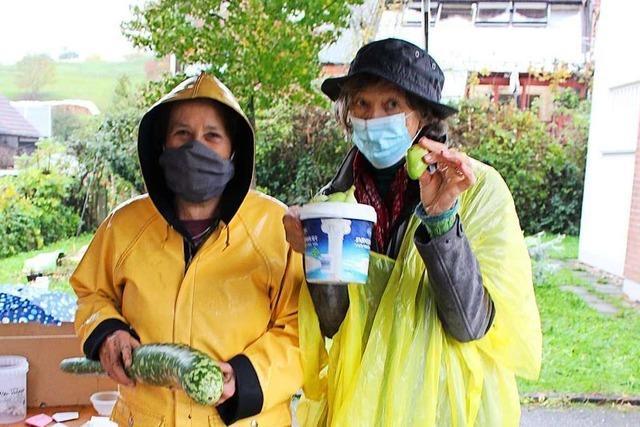 Schopfheims Gärtner tauschen fleißig Pflanzen aus