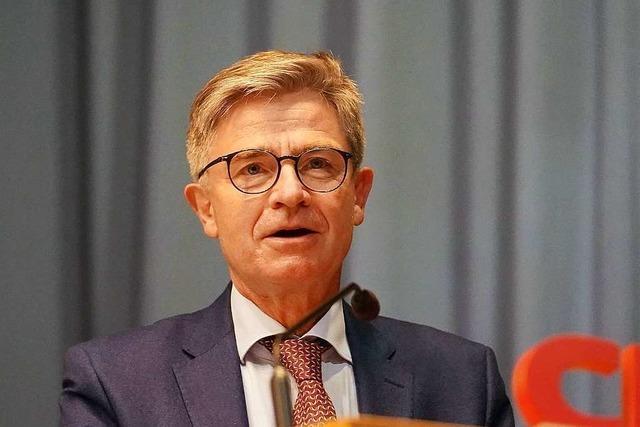 CDU wählt Matern von Marschall als Kandidaten für die Bundestagswahl 2021
