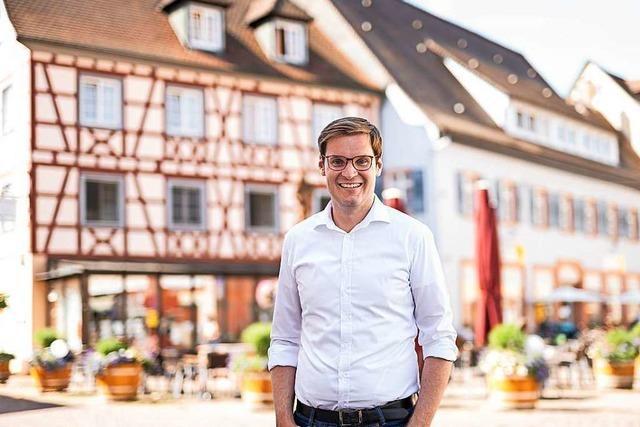 CDU nominiert Yannick Bury für Wahlkreis Emmendingen/Lahr