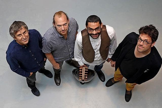Im Jazzhaus findet ein Hammond-Jazz-Konzert mit der Band Azul statt