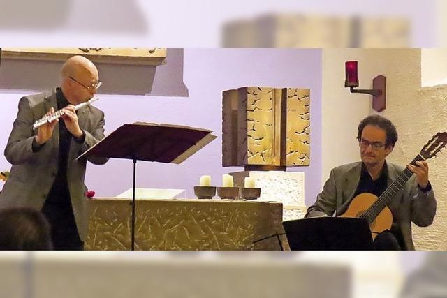 Beeindruckendes Konzert in der Kirche