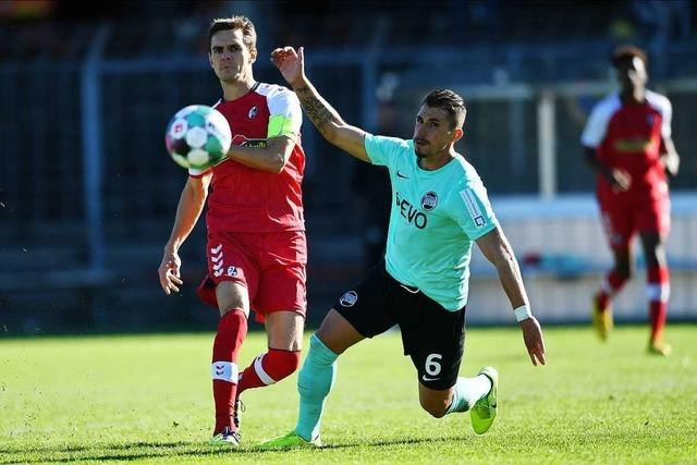 Vier Tore und vier Schützen: SC Freiburg II gewinnt 4:0 beim FK Pirmasens