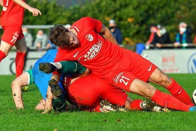 Offenburger FV gewinnt Derby durch Tor in der Nachspielzeit