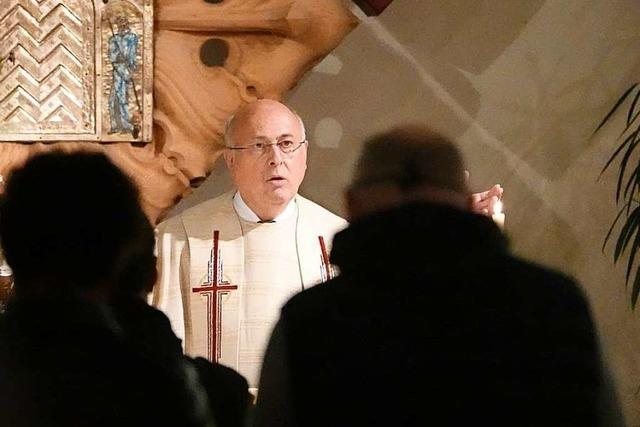 Martin Schlick ist der neue Pfarrer der katholischen Seelsorgeeinheit Zell