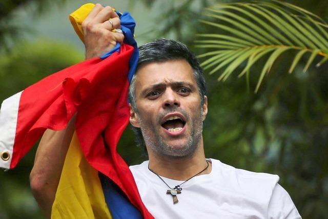 Venezuelas prominentester Flüchtling