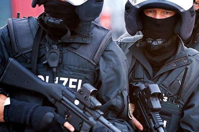 53-Jähriger bei SEK-Einsatz in Kehl tödlich verletzt