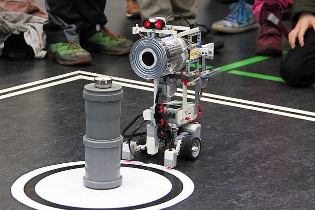 Der Roboterwettbewerb des Lörracher Phaenovum zieht in die virtuelle Welt um