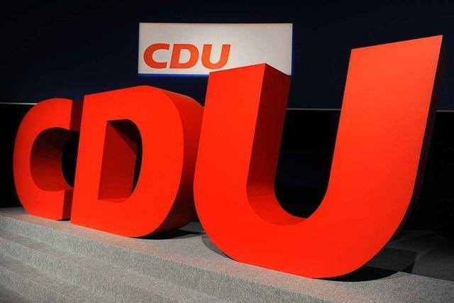 Wie und wann wird der neue CDU-Chef gewählt?