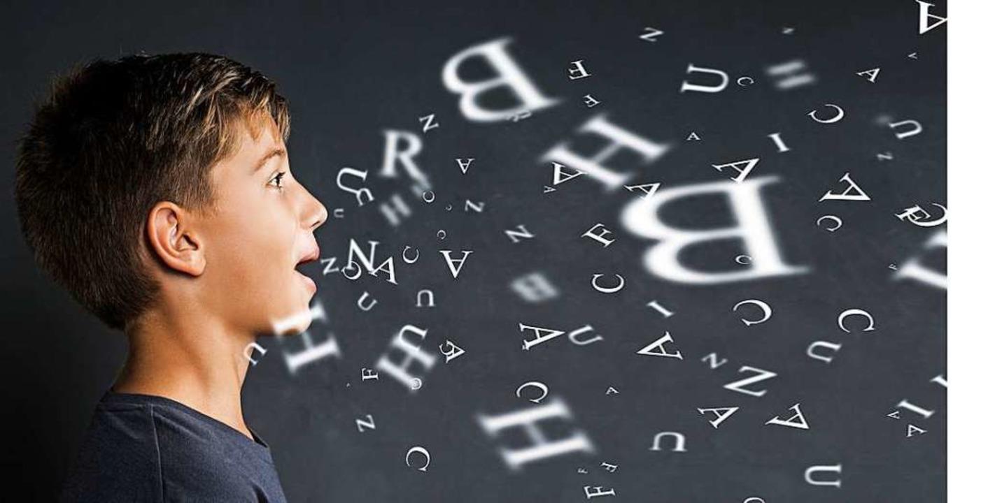 Wichtig ist, dass stotternde Kinder trotzdem viel reden.  | Foto: lassedesignen - Fotolia
