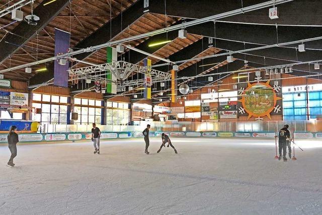 Eishalle und Schwimmbad in Herrischried öffnen