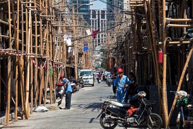 Fotoausstellung und Online-Vortrag: Mit dem Konfuzius Institut nach China