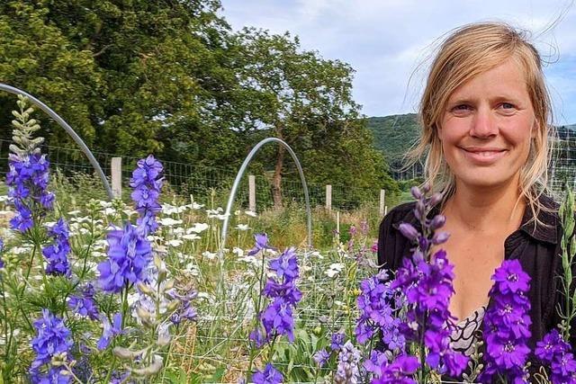 Schön nachhaltig: Slow Flowers blühen neuerdings auch in Südbaden