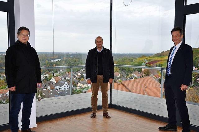 In Bad Bellingen wurde das neue Generationenhaus im Baugebiet