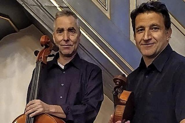 Es erklingen Werke von Ravel und Bach in der Kirche in Horben