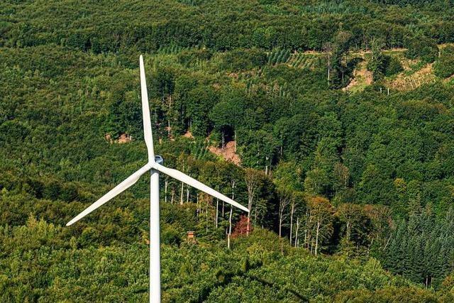 Windpark Schnürbuck bei Ettenheim kann 2023 ans Netz gehen