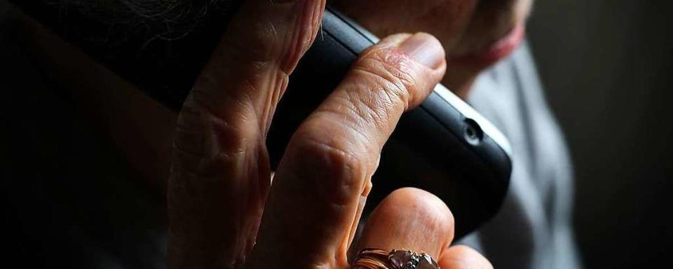 81-jähriger Löffinger um 8000 Euro betrogen
