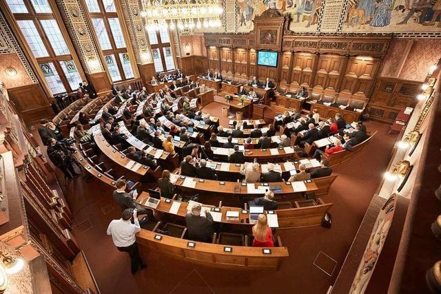 Das Basler Parlament wird nach den Wahlen grüner und weiblicher