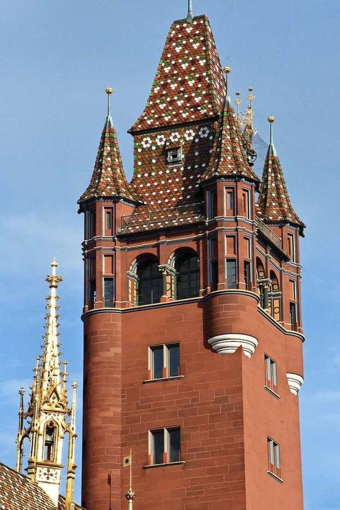 Nie war der Frauenanteil im Basler Rathaus so hoch wie ab 2021.  | Foto: Kathrin Ganter