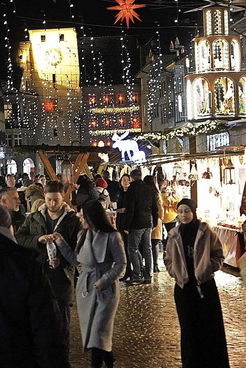 Bummeln über den Weihnachtsmarkt wird es dieses Jahr in Waldshut nicht geben.   | Foto: Gerard, Roland
