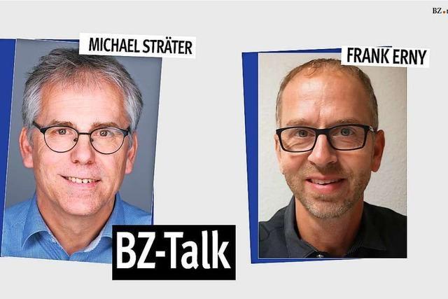 BZ-Talk: Kommissar gibt Tipps zum Einbruchsschutz