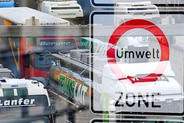 Die Dieselfahrverbote für Freiburg sind vom Tisch
