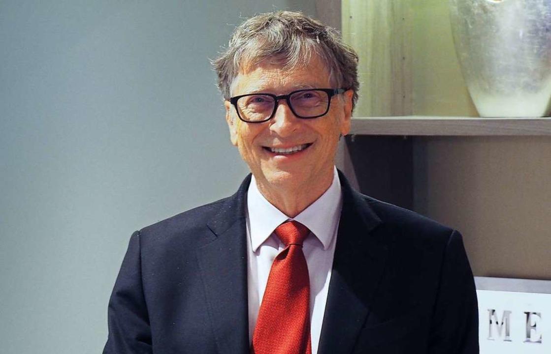 Bill Gates, Gründer des Microsoft-Imperiums   | Foto: Christian Böhmer (dpa)