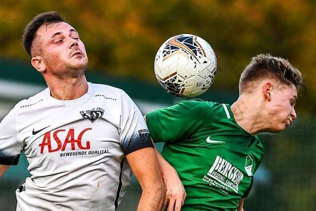 Spektakel ohne Sieger: FC Hausen und SV Weil II trennen sich 5:5