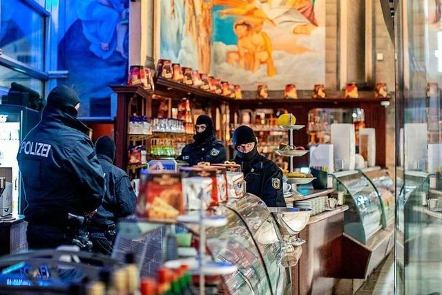 Prozessbeginn gegen fünf Mafiosi in Düsseldorf