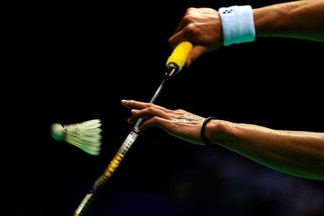Badminton-Verband unterbricht Saison bis Jahresende