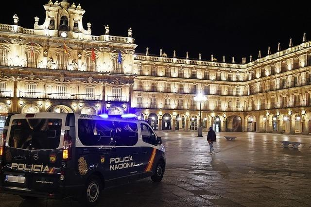 Die spanische Bevölkerung erlebt ein Déjà-vu