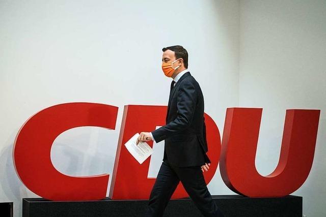 Die Verschiebung der Wahl des CDU-Vorsitzenden ist kein Drama