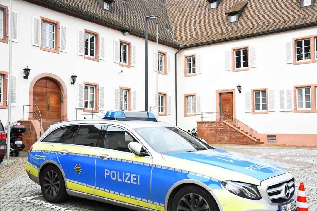 Das Revier in Lörrach  | Foto: Kathrin Ganter