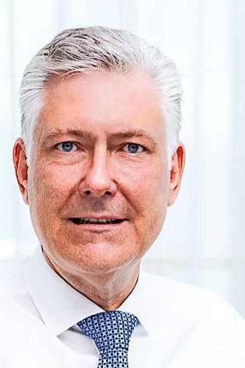Lutz Hegemann leitet bei Novartis in Basel den Bereich Global Health.  | Foto: privat