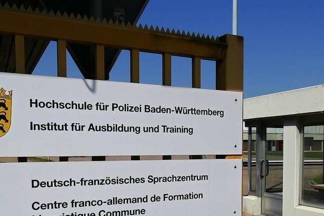 Gericht bestätigt die Entlassung eines Lahrer Polizeischülers