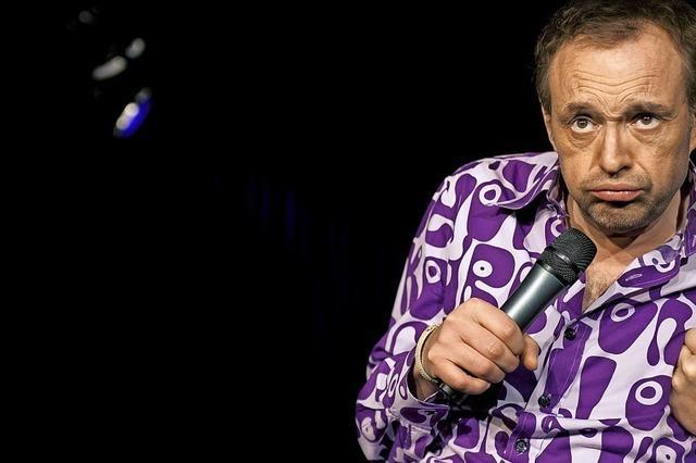 Kabarettist Josef Hader mit
