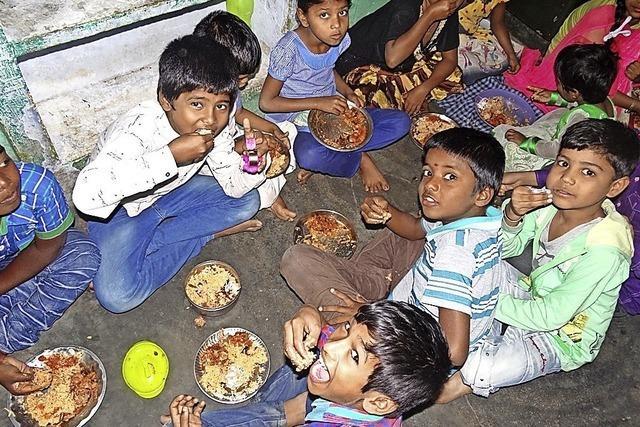 Pandemie verschärft Hungersnot