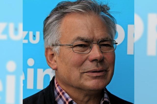 Bernhard Boll will in den Landtag