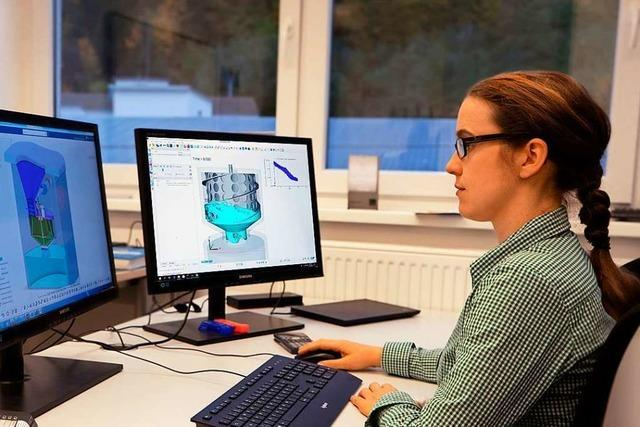 Ingenieurin aus der Ortenau erfindet Klo für die Schwerelosigkeit