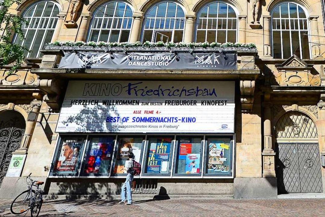 Im Herbst 2019 lief alles prima im Freiburger Kino Friedrichsbau  | Foto: Ingo Schneider
