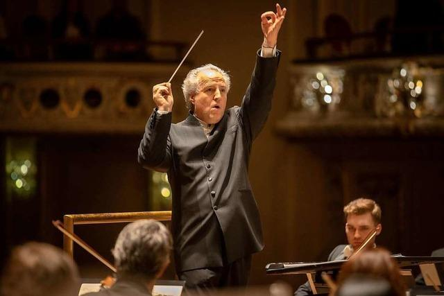 Dirigent Manfred Honeck:
