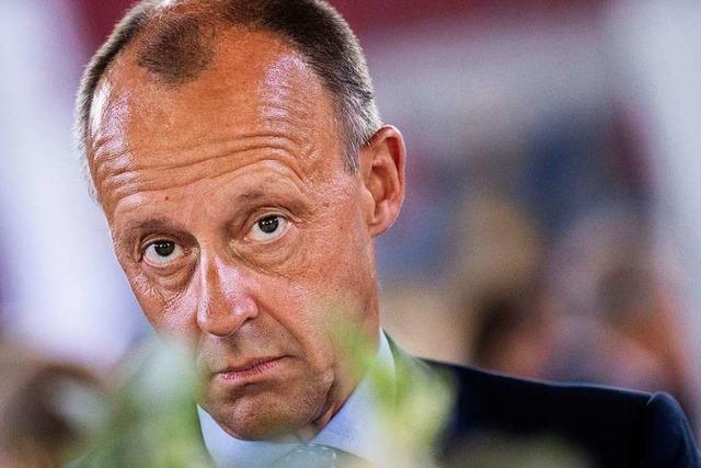 Merz' Verschwörungsvorwürfe an die eigene Partei – eine politische Bombe
