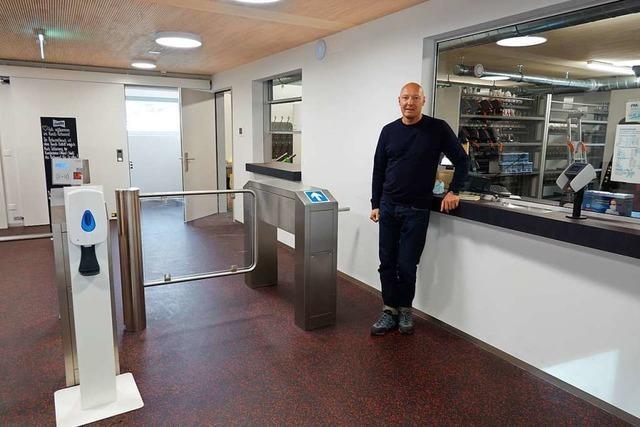 Kunsteisbahn im Schweizer Rheinfelden wurde 2,3 Millionen Franken saniert
