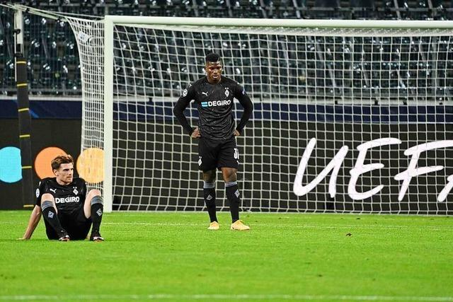 Mönchengladbach verspielt 2:0-Führung gegen Real Madrid