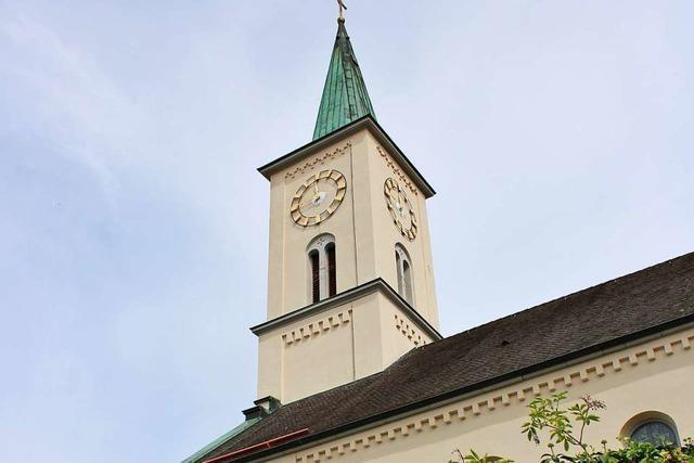Kirche in schlichter, vornehmer Schönheit: St. Clemens und St. Urban in Schwörstadt