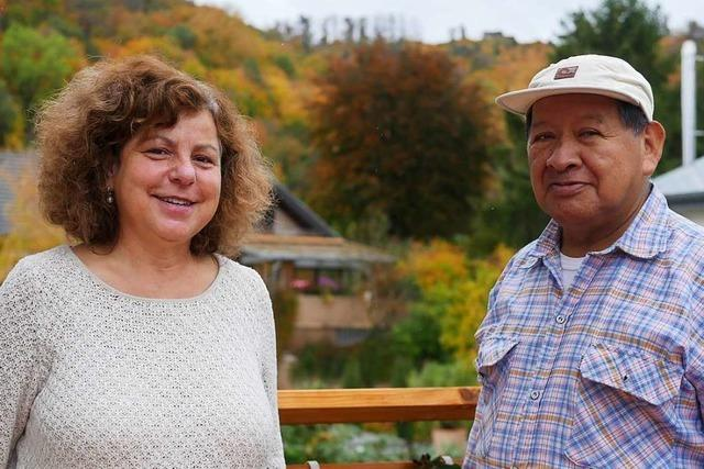 Kolumbianischer Menschenrechtler lebt in Ebringen im Exil