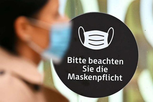 Gewerbeverein präzisiert Empfehlung zum Umgang mit Maskenverweigerern