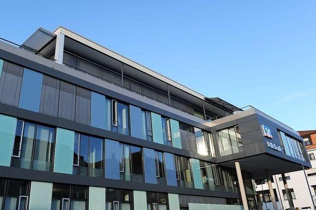 Volksbank Dreiländereck steigert Bilanzsumme um vier Prozent